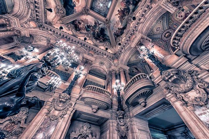 Opera architecture