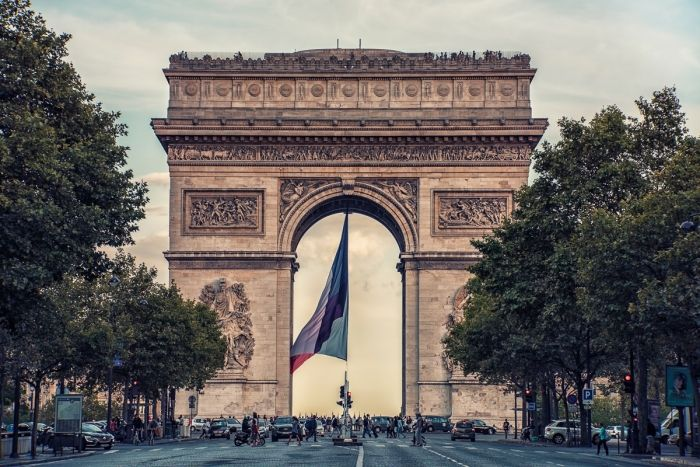 Triumphal Arch of the Star