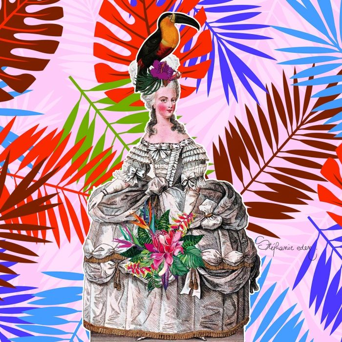 Marie Antoinette and the Toucan