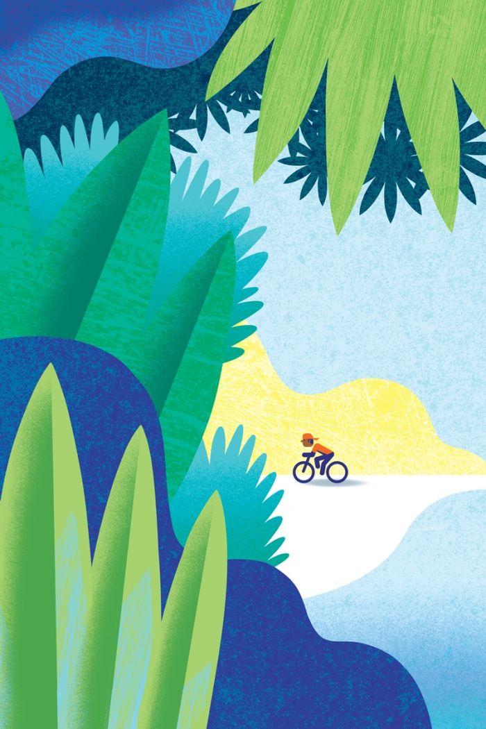Vélo sous les tropiques