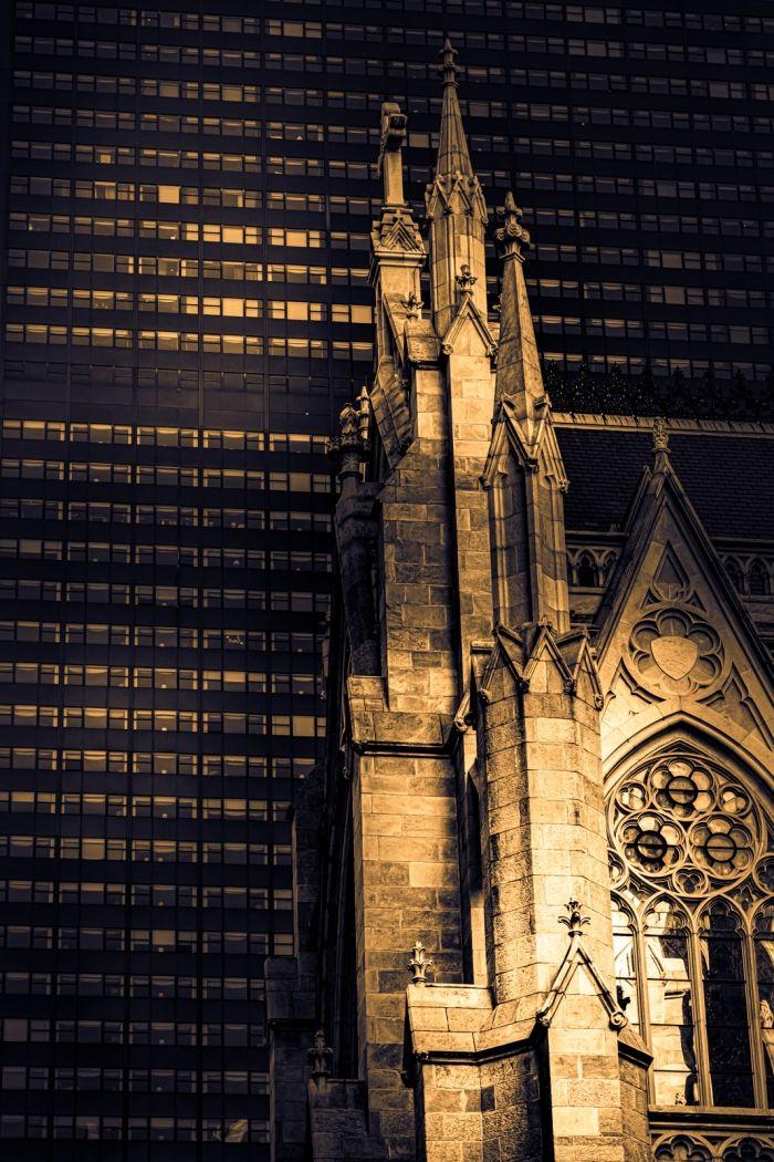 Trinity Church - Golden Age