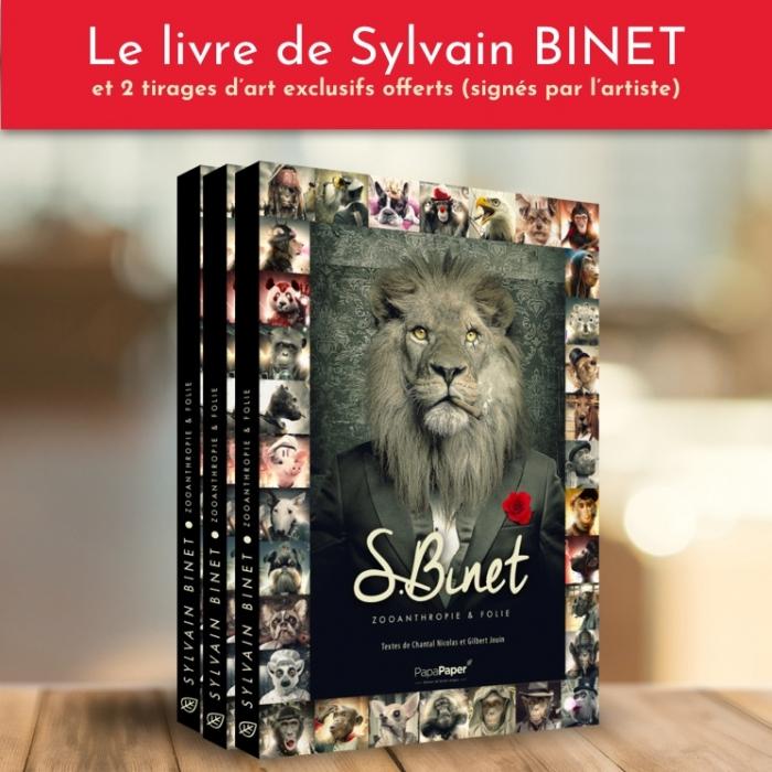 Sylvain Binet - Zooanthropie et Folie
