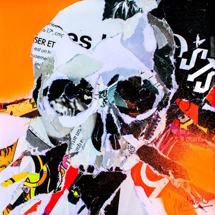 United colors of skull