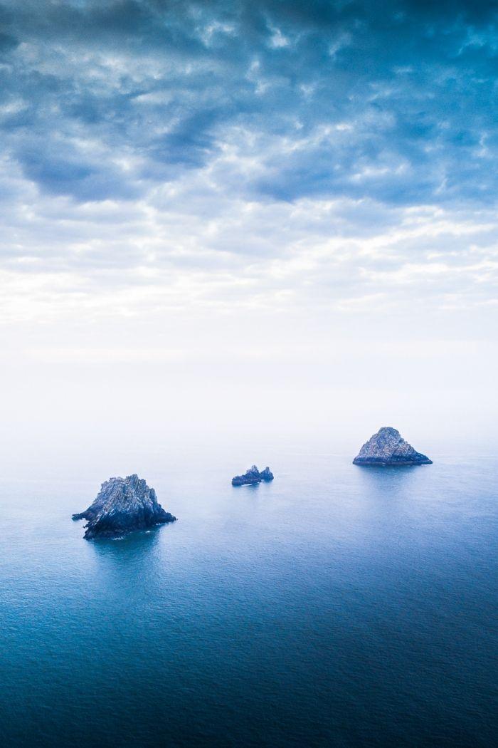 Vue sur mer