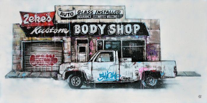 Kustom Body Shop