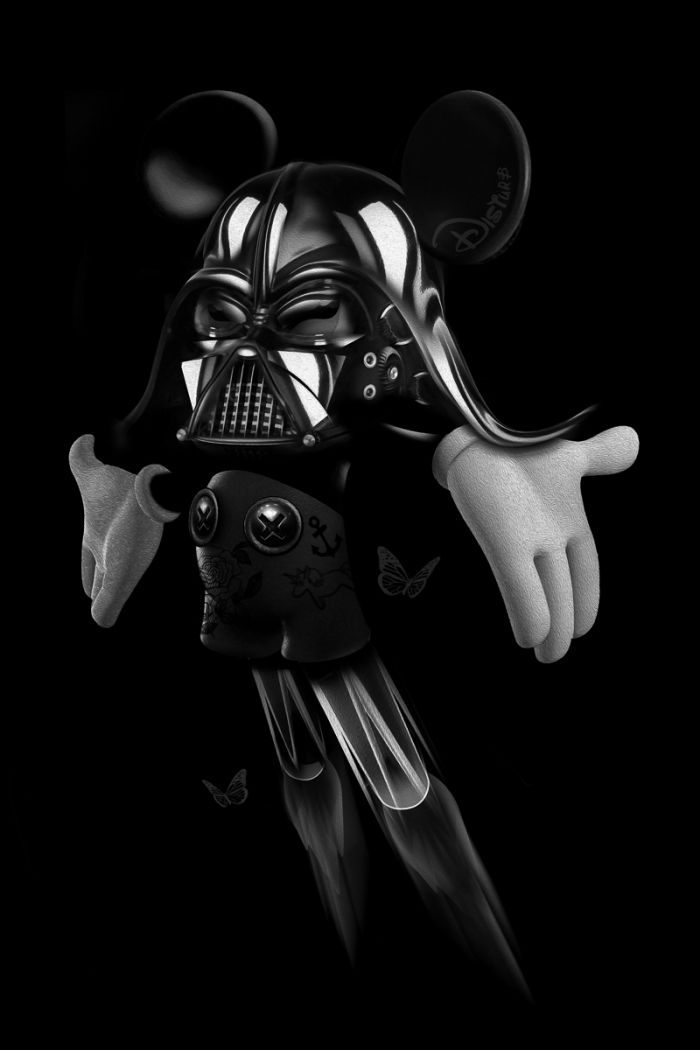 Dark Mouse