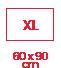 classique 60x90 XL